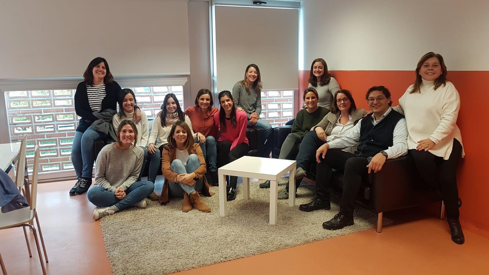 Sesiones de tutoría y acompañamiento en Irabia-Izaga